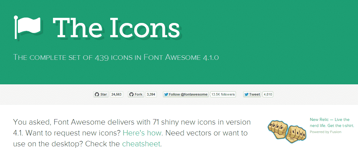 How to Add Font Awesome Icons to Genesis Header Navigation