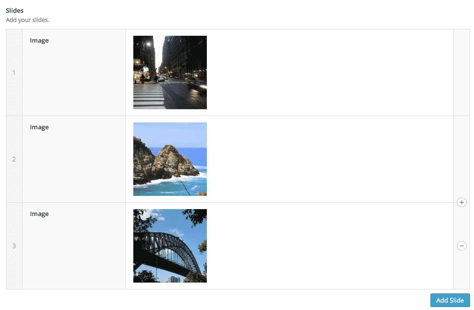 Custom Image Slider with Advanced Custom Fields and Slick