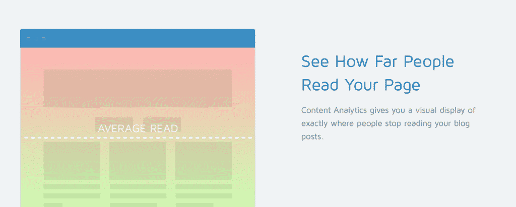 SumoMe Content Analytics