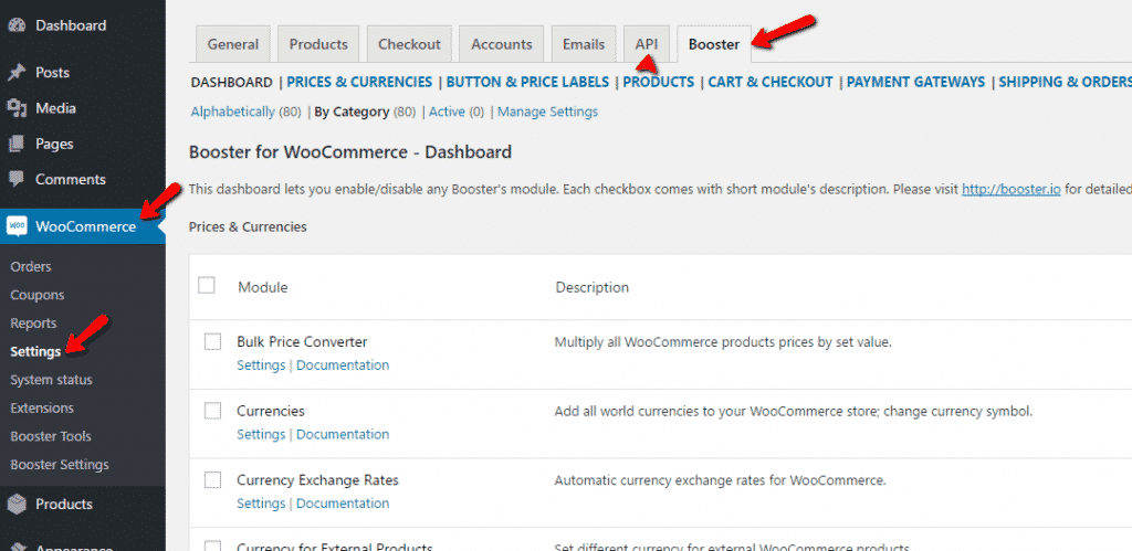 booster for woocommerce review