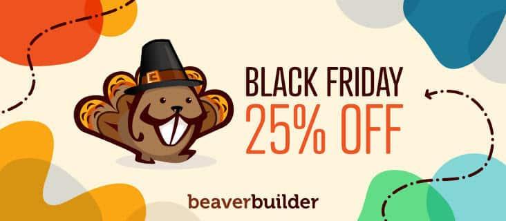 Beaver Builder Black Friday 2020